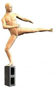 karate kicks