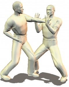 karate drills