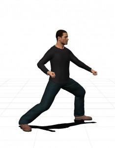 forward stance