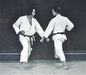 karate drill